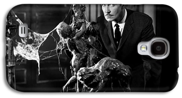 """""""haunted House"""" Galaxy S4 Cases - Vincent Price Galaxy S4 Case by Mountain Dreams"""