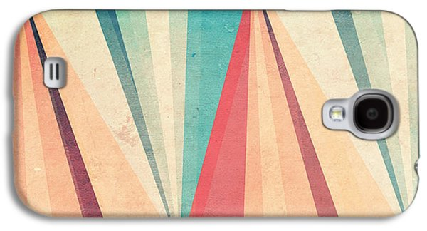 Vintage Beach Galaxy S4 Case by VessDSign