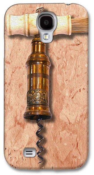 Thomason Corkscrew Circa 1802 Galaxy S4 Case by Jon Neidert