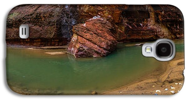 Waterscape Galaxy S4 Cases - Virgin Bend Galaxy S4 Case by Chad Dutson
