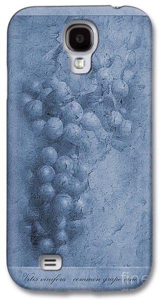 Grape Vine Galaxy S4 Cases - Vitis Cyanotype Galaxy S4 Case by John Edwards