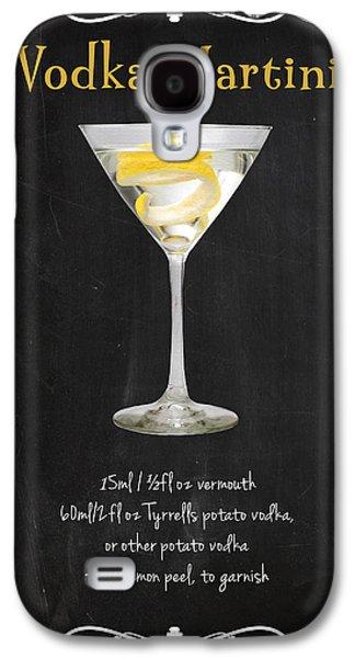 Liquor Photographs Galaxy S4 Cases - Vodka Martini Galaxy S4 Case by Mark Rogan