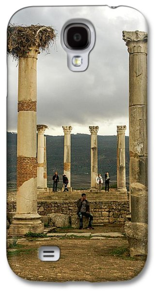 Volubilis Archeological Site Galaxy S4 Case by Photostock-israel