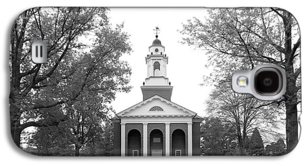 Collegiate Galaxy S4 Cases - Wabash College Chapel Galaxy S4 Case by University Icons