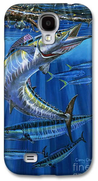 Wahoo Galaxy S4 Cases - Wahoo Rip Off0047 Galaxy S4 Case by Carey Chen