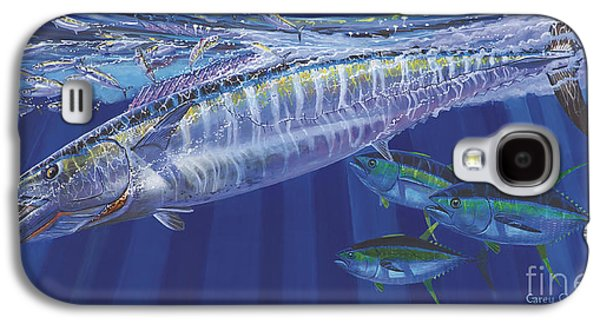 Wahoo Galaxy S4 Cases - Wahoo surprise Off0037 Galaxy S4 Case by Carey Chen