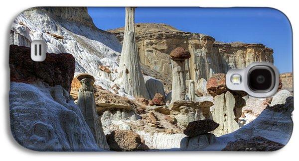 Wahweap Hoodoos Utah Galaxy S4 Case by Bob Christopher