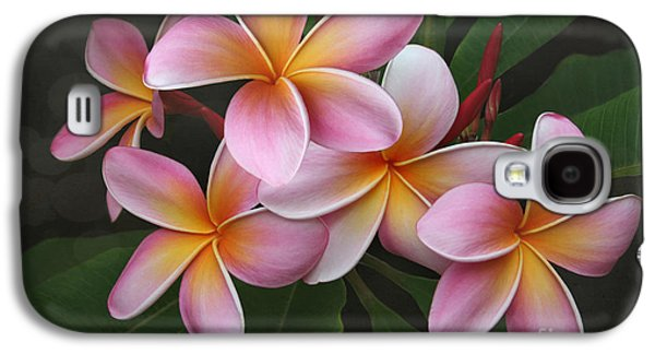 Poetic Galaxy S4 Cases - Wailua Sweet Love Galaxy S4 Case by Sharon Mau