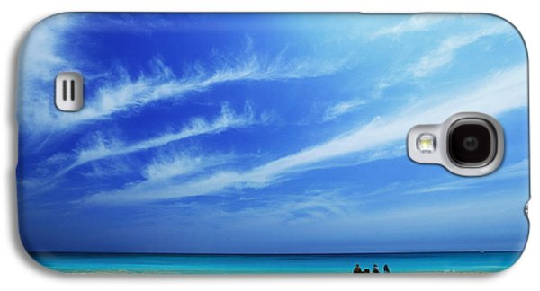 Island Stays Galaxy S4 Cases - Waimanalo Beach Day Galaxy S4 Case by Atsushi Sugimoto