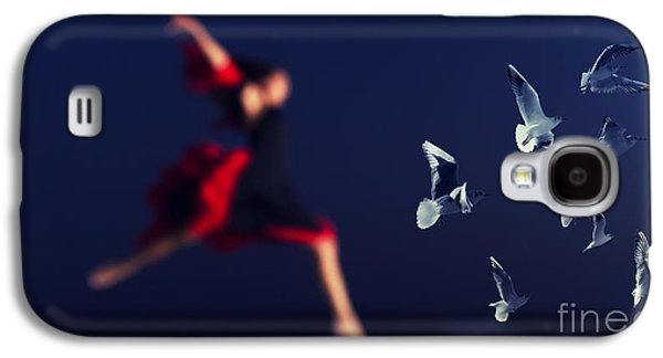 Studio Photographs Galaxy S4 Cases - Wait For Me Galaxy S4 Case by Stylianos Kleanthous