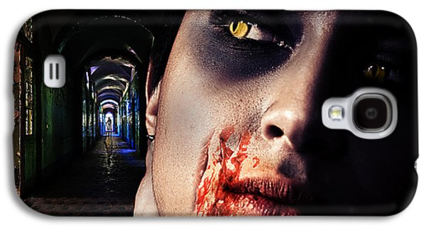 Recently Sold -  - Creepy Galaxy S4 Cases - Waiting for you Galaxy S4 Case by Nathan Wright