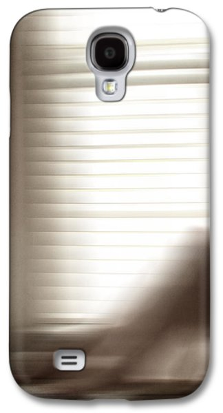 Mix Medium Galaxy S4 Cases - Waiting Inside  Galaxy S4 Case by Jerry Cordeiro