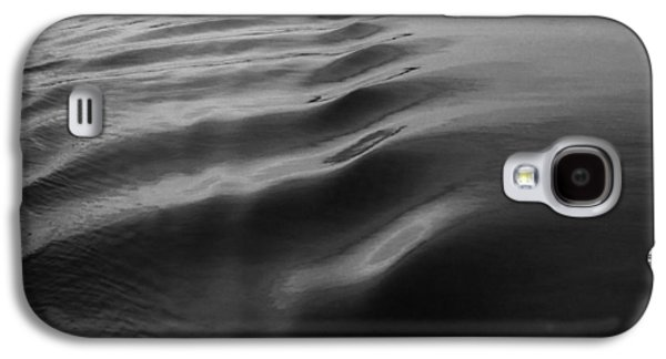 Transportation Tapestries - Textiles Galaxy S4 Cases - Wake Galaxy S4 Case by Doug Hubbard
