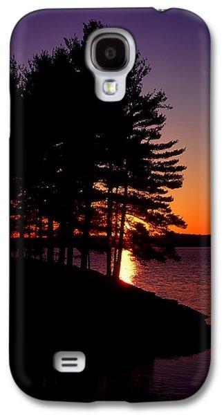 Walden Pond Galaxy S4 Cases - Walden Pond  Galaxy S4 Case by Tom Wilder
