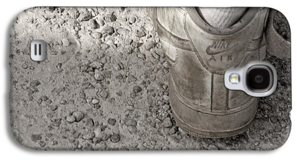 Nike Galaxy S4 Cases - Walk this way Galaxy S4 Case by Kitty Ellis