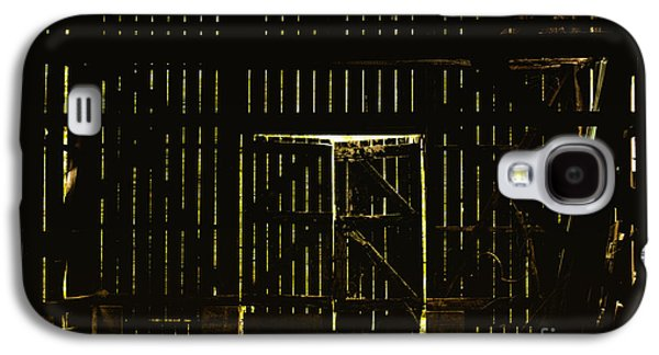 Sheds Galaxy S4 Cases - Walking Dead Galaxy S4 Case by Andrew Paranavitana