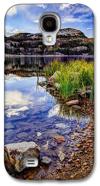 Waterscape Galaxy S4 Cases - Wall Lake Galaxy S4 Case by Chad Dutson