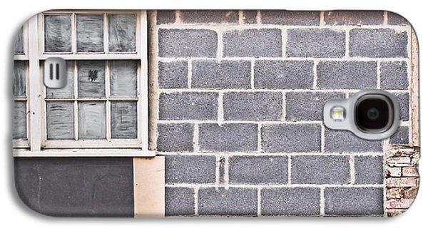 Wall Repair Galaxy S4 Case by Tom Gowanlock