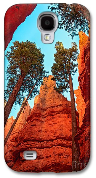 Haybale Galaxy S4 Cases - Wall Street Galaxy S4 Case by Robert Bales