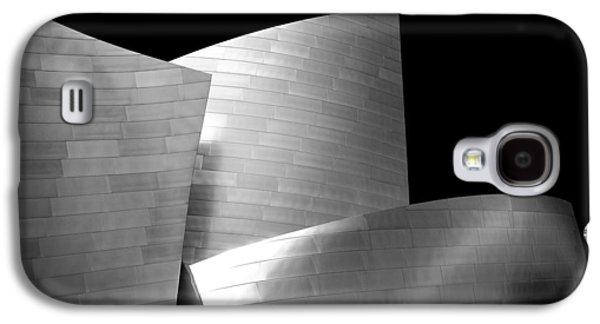 Moody Photographs Galaxy S4 Cases - Walt Disney Concert Hall 1 Galaxy S4 Case by Az Jackson