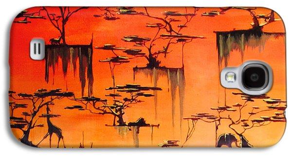 Wandering Mind Galaxy S4 Case by Ksenia VanderHoff