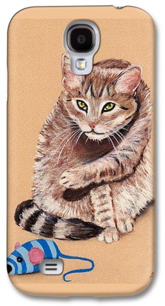 Drawing Galaxy S4 Cases - Want to Play Galaxy S4 Case by Anastasiya Malakhova