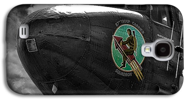Airplane Photographs Galaxy S4 Cases - War Planes Galaxy S4 Case by Martin Newman