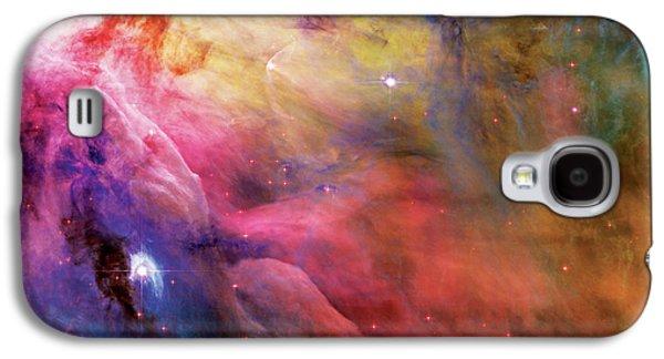 Nebula Galaxy S4 Cases - Warmth - Orion Nebula Galaxy S4 Case by The  Vault - Jennifer Rondinelli Reilly
