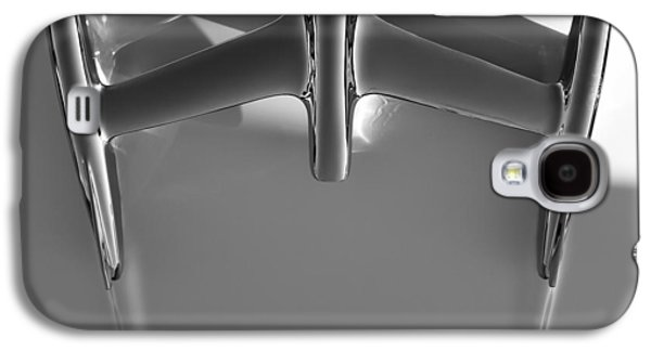 Enterprise Galaxy S4 Cases - Warp Drive - Star Trek Abstract Galaxy S4 Case by Steven Milner
