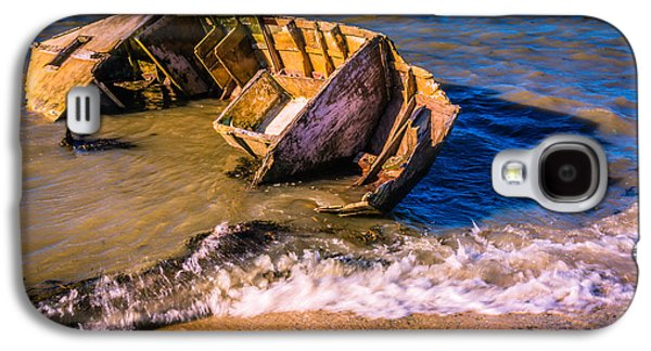 Chatham Galaxy S4 Cases - Washed Up Galaxy S4 Case by Dawn OConnor