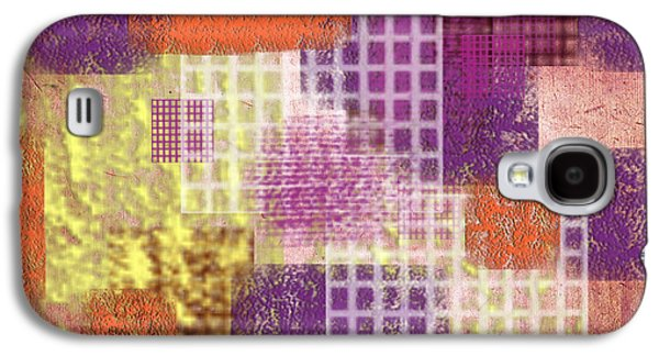 Torn Galaxy S4 Cases - Washi papers 1 Galaxy S4 Case by Delphimages Photo Creations