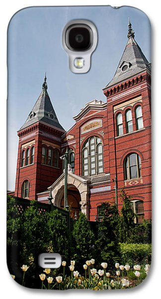 Washington Dc, Smithsonian Headquarters Galaxy S4 Case by Lee Foster