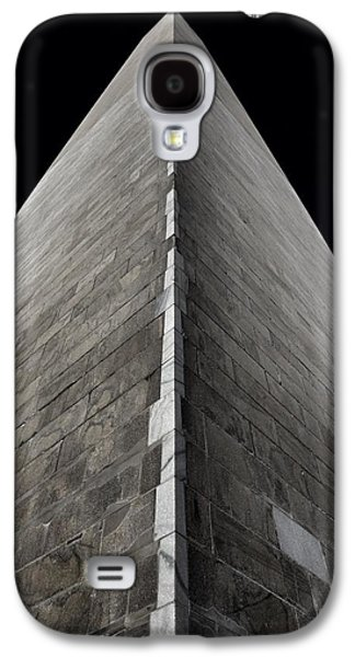 Strong America Galaxy S4 Cases - Washington Monument Galaxy S4 Case by Marianna Mills