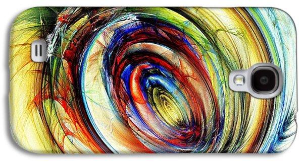 Look Galaxy S4 Cases - Watchful Eye Galaxy S4 Case by Anastasiya Malakhova