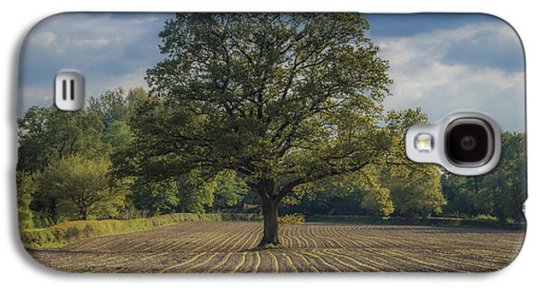 Crops Galaxy S4 Cases - Watching over the newcomers Galaxy S4 Case by Chris Fletcher