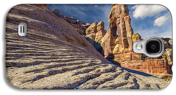 Southern Utah Galaxy S4 Cases - Watchman Galaxy S4 Case by Dustin  LeFevre