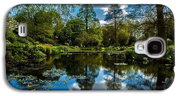 Garden Photographs Galaxy S4 Cases - Water Garden Galaxy S4 Case by Martin Newman
