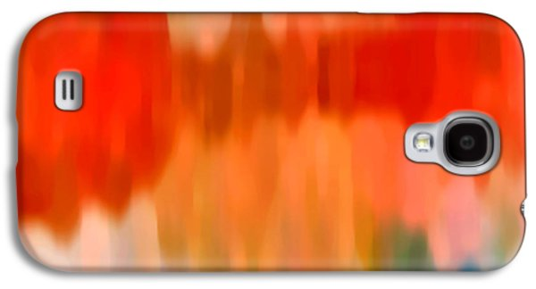 Abstract Galaxy S4 Cases - Watercolor 2 Galaxy S4 Case by Amy Vangsgard