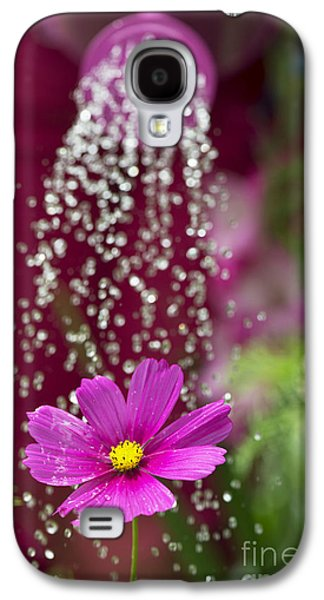 Nurture Galaxy S4 Cases - Watering the Cosmos Galaxy S4 Case by Tim Gainey