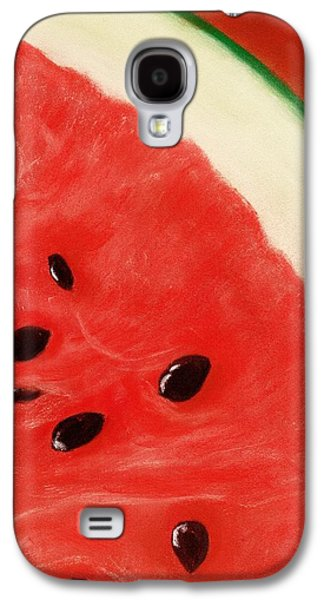 Seed Galaxy S4 Cases - Watermelon Galaxy S4 Case by Anastasiya Malakhova