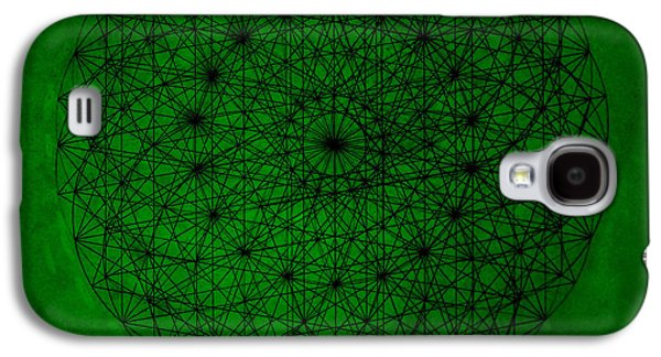 Einstein Drawings Galaxy S4 Cases - Wave Particle Duality Galaxy S4 Case by Jason Padgett
