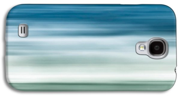 Interior Scene Photographs Galaxy S4 Cases - Waves Galaxy S4 Case by Wim Lanclus