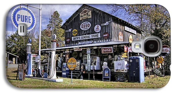 Country Store Galaxy S4 Cases - Way Back When....... Galaxy S4 Case by Benanne Stiens