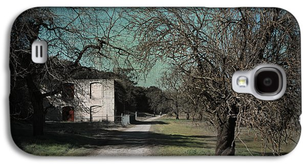 Dilapidated Digital Galaxy S4 Cases - Way Back When Galaxy S4 Case by Laurie Search