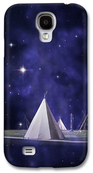 We Are One Tribe Galaxy S4 Case by Laura Fasulo