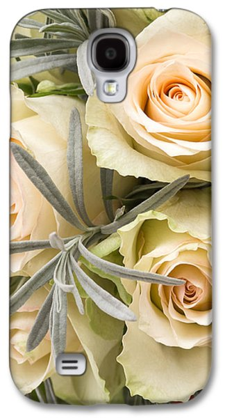 Creativity Galaxy S4 Cases - Wedding Flowers Galaxy S4 Case by Wim Lanclus