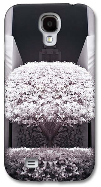Welcome Tree Infrared Galaxy S4 Case by Adam Romanowicz