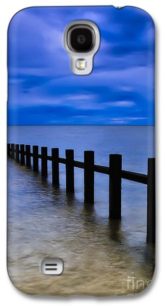 North Sea Galaxy S4 Cases - Welsh Seascape Galaxy S4 Case by Adrian Evans