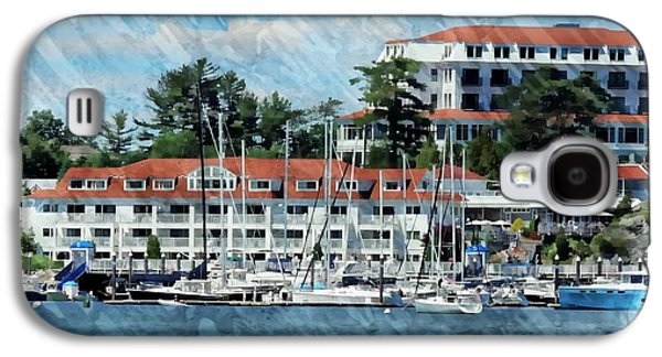Wentworth By The Sea Galaxy S4 Case by Marcia Lee Jones