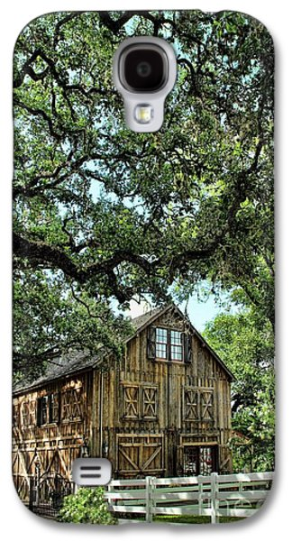 Were You Raised In A Barn? Galaxy S4 Case by Delilah Downs